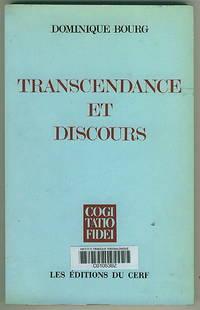Transcendance et discours :