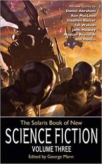 image of The Solaris Book of New Science Fiction: Volume 3