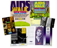Group of Seven AIDS Educational Items