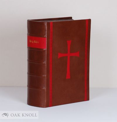 Oxford, United Kingdom: Printed at the University Press, 1958. full leather. Etherington, Don. 4to. ...