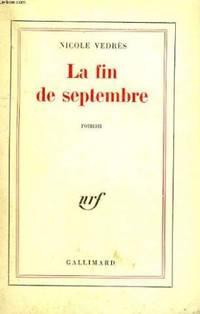 La fin de septembre