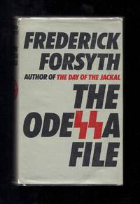 THE ODESSA FILE by  Frederick Forsyth - First Edition - 1972 - from TBCL  The Book Collector's Library (SKU: 32205)
