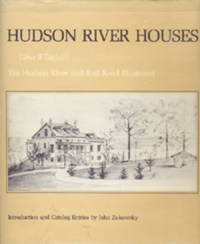 "Hudson River Houses.  Edwin Whitefield's ""The Hudson River and Rail Illustrated"" by Whitefield, Edwin - 1981"