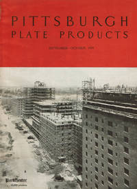 image of PITTSBURGH PLATE PRODUCTS. Volume XLVIII, Number Five. September-October, 1939.