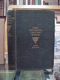 image of Some Eighteenth Century Byways and Other Essays