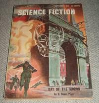 Astounding Science Fiction for September 1951
