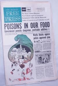image of Los Angeles Free Press: Vol. 8 #47, #384, Nov 26-Dec 2 1971.