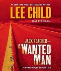 image of A Wanted Man: A Jack Reacher Novel (Jack Reacher Novels)