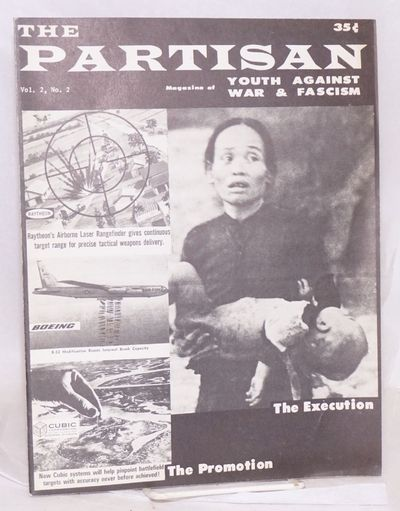 New York: Youth Against War & Fascism, 1966. Magazine. 30p., 8.5x11 inches, illustrated with b&w pho...