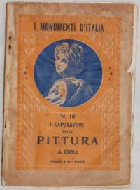 I CAPOLAVORI DELLA PITTURA A ROMA 64 INCISIONI
