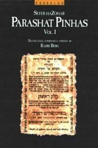 THE ZOHAR: Parashat Pinchas, Vol. 1
