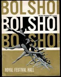 image of The Bolshoi Ballet: Royal Festival Hall Programme