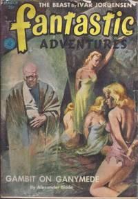 FANTASTIC ADVENTURES: March, Mar. 1953