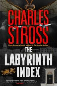 Stross, Charles | Labyrinth Index, The | Signed First Edition Copy
