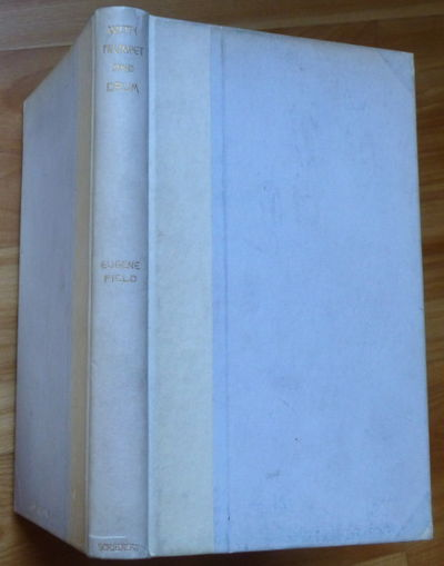 1892. New York: Charles Scribner's Sons, 1892. Original pale blue paper-covered boards with white pa...