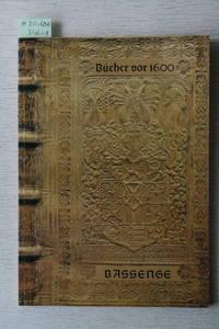 Auktion 53 , 18. Mai 1989 : Bücher Vor 1600, Inkunabeln, Drucke Des 16.  Jahrhunderts, Holzschnittbücher, Manuskripte, Teils Aus Sammlung Hildegard  Domizlaff, Köln.