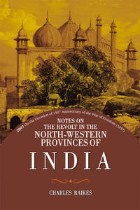 image of NOTES ON REVOLT NORTH WESTERN PROVINCES INDIA