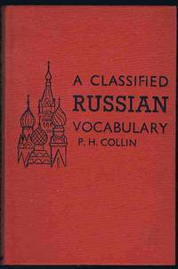 image of A Classified Russian Vocabulary