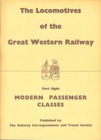 Locomotives of the Great Western Railway: Part. 8 - Modern Passenger Classes.