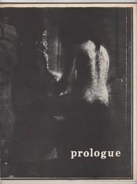 Prologue, Volume 3, Number 1 (1968)