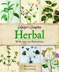 image of Culpeper's Complete Herbal: Over 400 Herbs and Their Uses