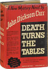 image of Death Turns the Tables (First Edition)