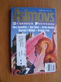 Asimov's Science Fiction: February 1993 by  Avram Davidson  Michael Armstrong - Paperback - First Appearance - 1993 - from Scene of the Crime Books, IOBA (SKU: biblio11706)