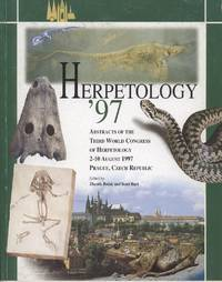Herpetology '97: Abstracts of the Third World Congress of Herpetology 2–10 August 1997 Prague, Czech Republic