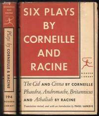 Six Plays By Corneille and Racine