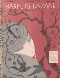 image of Harper's Bazar (Harper's Bazaar) - March, 1933 - Cover Only