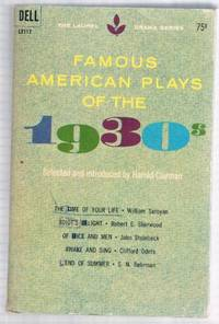 Famous American Plays of the 1930s