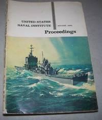 United States Naval Institute Proceedings August 1964