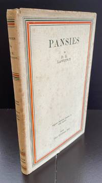 Pansies : Signed By The Author