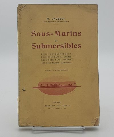 Paris.: Delagrave. , 1915. Publisher's printed ivory wraps. . Good plus, covers edgeworn, soiled and...