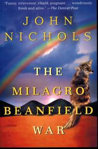 image of The Milagro Beanfield War.