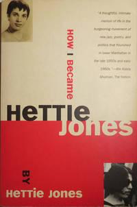 image of How I Became Hettie Jones (Inscribed)