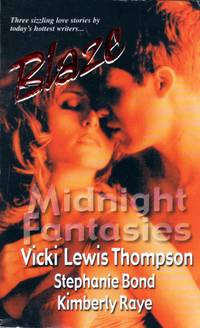 BLAZE-Midnight Fantasies: Mystery Lover/After Hours/Show and Tell (3 Novels in 1)