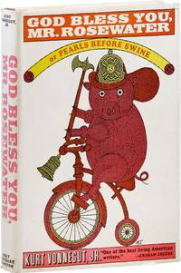 image of God Bless You, Mr. Rosewater, or Pearls Before Swine [with Signed Bookplate Laid In]