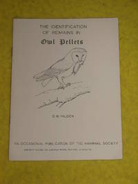 The Identification of Remains in Owl Pellets