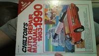 Chilton's Auto Repair Manual, 1983-90 (Chilton's Auto Service Manual)