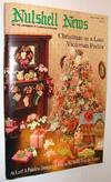 image of Nutshell News Magazine - For the Complete Miniatures Hobbyist, December 1987 - Christmas in a Late Victoria Parlor!