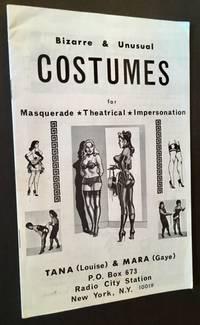 Bizarre & Unusual Costumes for Masquerade-Theatrical-Impersonation