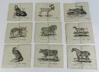 NINETEENTH CENTURY ARITHMETICAL CARD GAME.