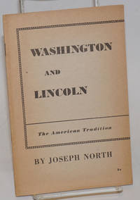 image of Washington and Lincoln; the American tradition