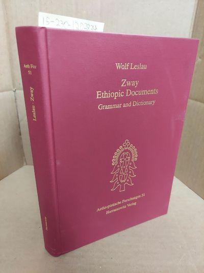 Wiesbaden: Harrassowitz Verlag, 1999. First Edition Thus. Octavo; VG/none as issued; 321pp; full bur...