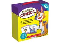 First Little Comics Parent Pack: Levels E & F: 16 Funny Books That Are Just the Right Level for...