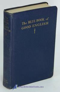 image of The Blue Book of Good English