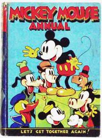 Walt Disney Mickey Mouse Annual 1938