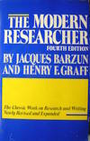 The Modern Researcher. Fourth Edition.