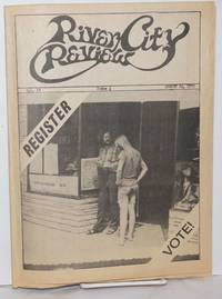 image of River City Review: vol. 4, #4, August 24, 1972: Register - Vote!